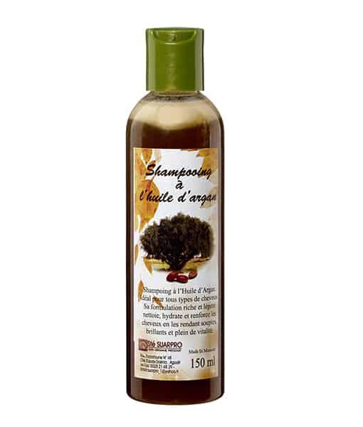 Noix Dor argan shampoo 200 ml