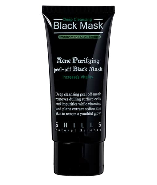 Shills Black Mask