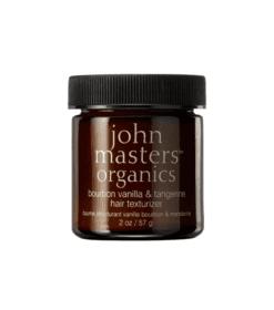 John Masters bourbon vanilla & tangerine hair texturizer