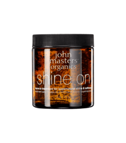 shine on leave-in hair treatment