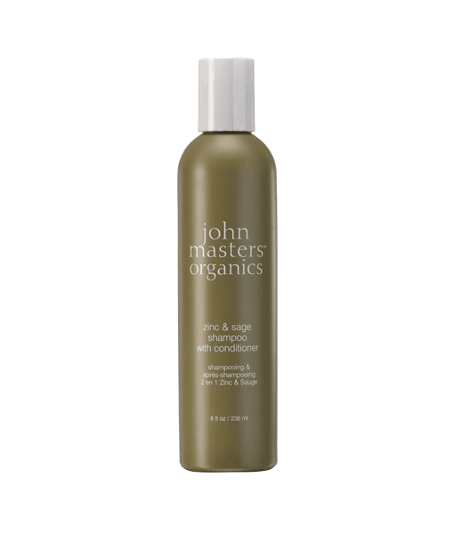 Image of   John Masters Organics Zinc and Sage Shampoo with conditioner 236 ml