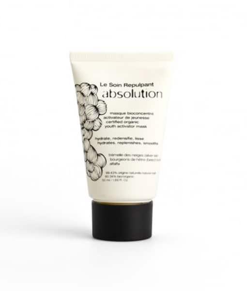 Absolutions fugtgivende ansigtsmaske - le soin repulpant 50 ml fra Absolution fra bella bellacci