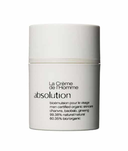 Absolution herre fugtighedscreme - la créme de l´homme 30 ml fra Absolution fra bella bellacci