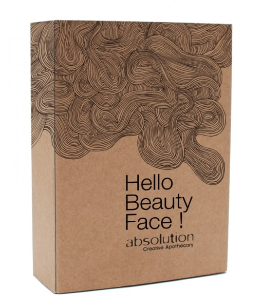 Image of   Absolution Hello Beauty Face Box