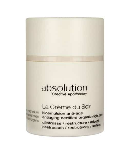Image of   Absolution Natcreme Anti Aging - La Créme Du Soir 30 Ml