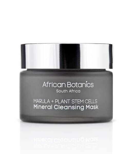 Image of African Botanics Marula Mineral Face Mask 50 ml