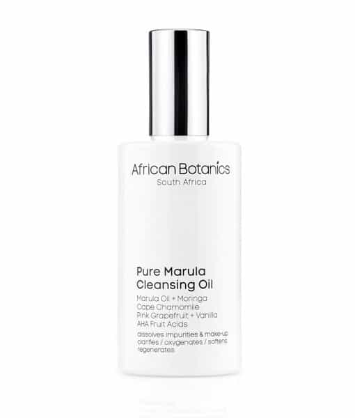 Image of African Botanics Pure Marula Cleansing Oil 100 ml