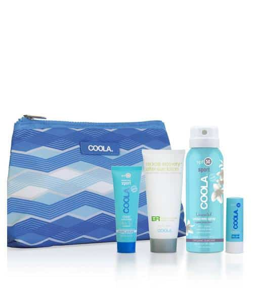Image of   Coola 4-pcs. Suncare Travel Kit