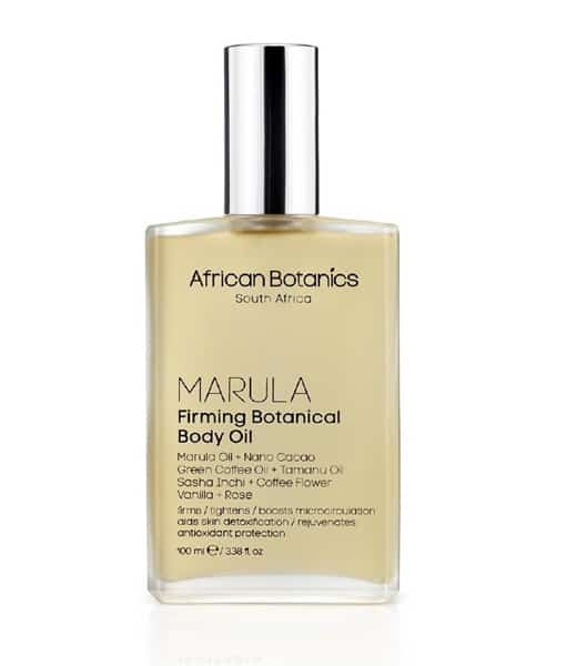 Image of African Botanics Marula Firming Body Oil 100 ml