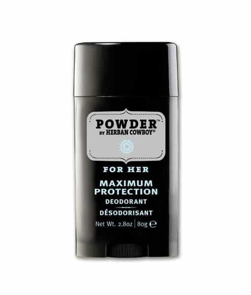 Herban Cowboy Dame Deodorant Powder