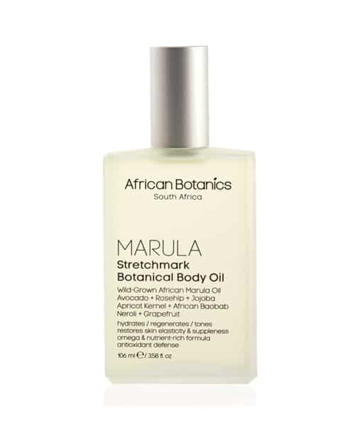 Image of   African Botanics Marula Stretchmark Botanical Body Oil 100 ml