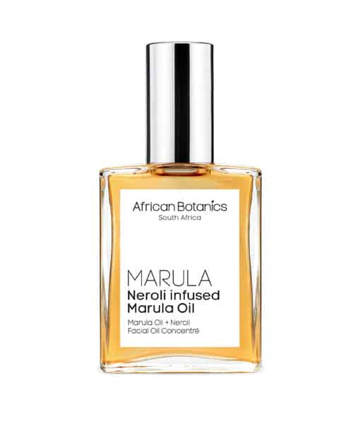 Image of   African Botanics Neroli Infused Marula Oil 60 ml