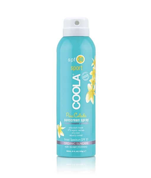 Image of   COOLA Body Continuous Spray SPF 30 Pina Colada 236 ml Eco-lux Size