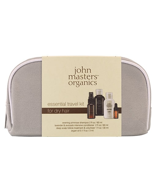 Image of   John Masters Essential Travel Kit For Dry Hair