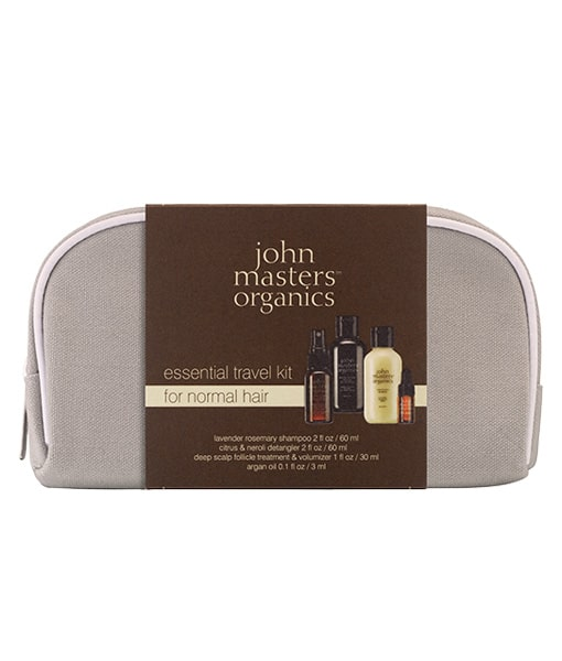 Image of   John Masters Essential Travel Kit For Normal Hair