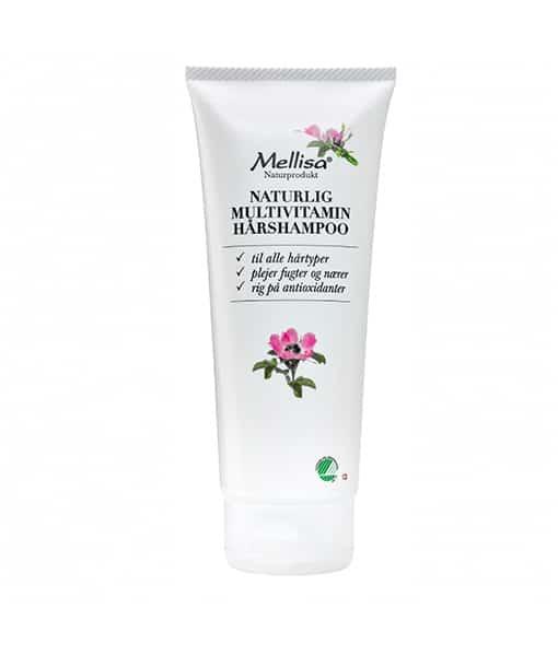 Billede af Mellisa Multivitamin Hårshampoo (Svanemærket) 200 ml