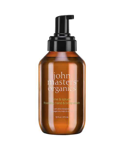 Image of   John Masters Lime & Spruce Hand & Body Wash 473 ml