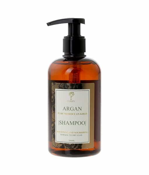 Image of   Cosmos Co - Cossy - Argan Pure Moroccan Gold - Shampoo 300ml