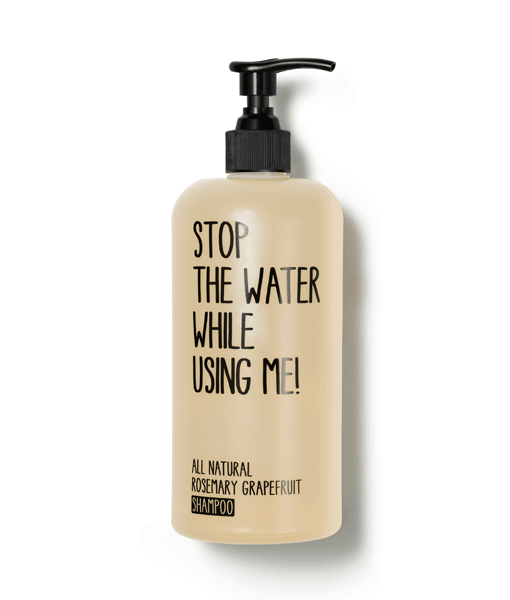 N/A – Stop the water while using me - all natural rosemary grapefruit shampoo 200 ml på bella bellacci