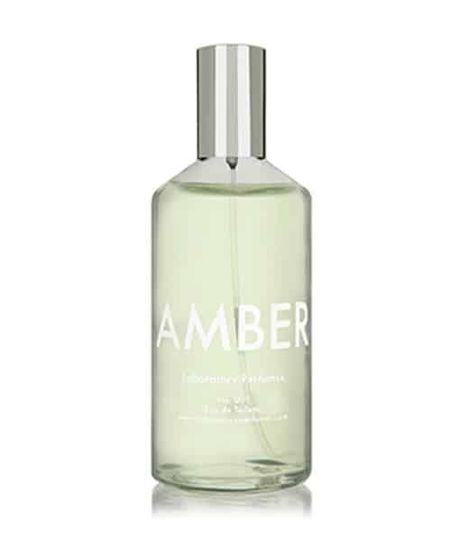Image of   Laboratory Perfumes Amber Eau de Toilette 100 ml.