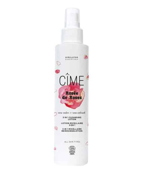 Cîme Rosée de Roses - Cleansing and tonifying lotion 150 ml