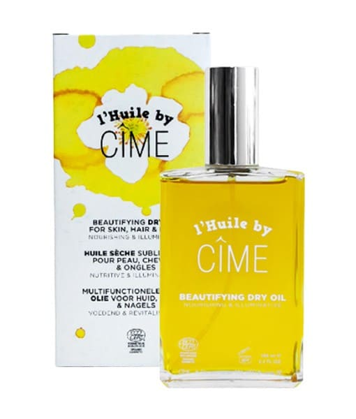 Cîme l´Huile by Cîme - Beautifying dry oil for skin, hair & nails