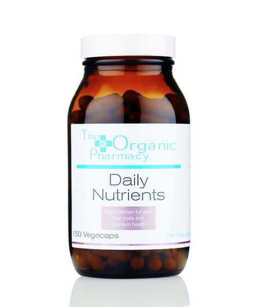 The organic pharmacy daily nutrients fra N/A fra bella bellacci