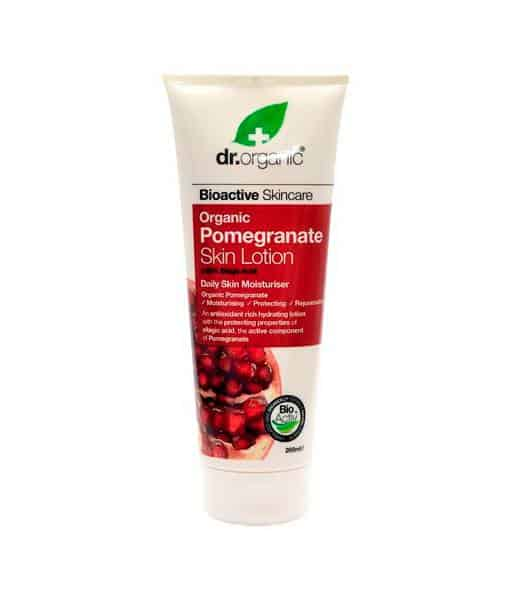 N/A Dr. organic lotion pomegranate 200 ml på bella bellacci