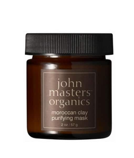 John Masters Moroccan Clay Purifying Mask - oily/combination 57 g