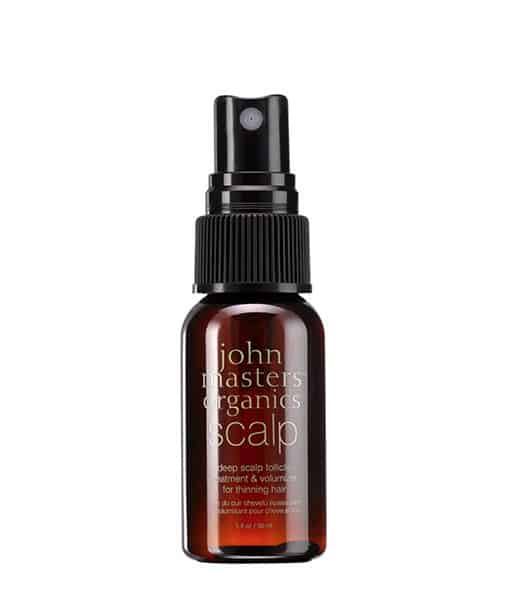 John Masters Deep Scalp Follicle & volumizer Treatment TRAVEL 30 ml
