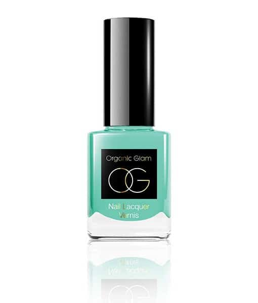 Image of   Organic Glam Aqua Neglelak 11 ml