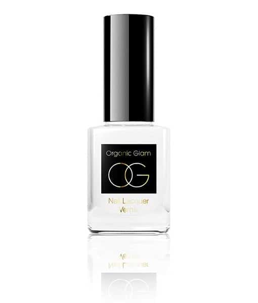 Image of   Organic Glam French Manicure White 11 ml