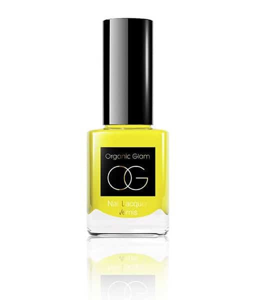 Image of   Organic Glam Lemon Neglelak 11 ml