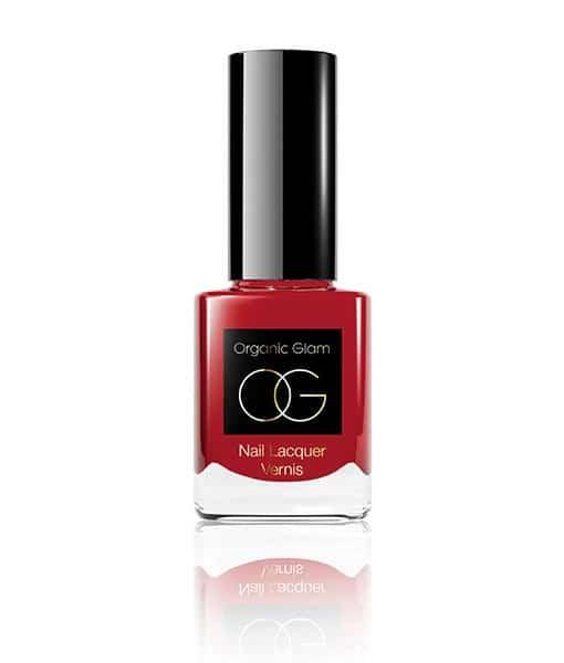 N/A – Organic glam red neglelak 11 ml på bella bellacci