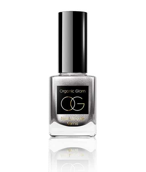 Image of   Organic Glam Silver Neglelak 11 ml