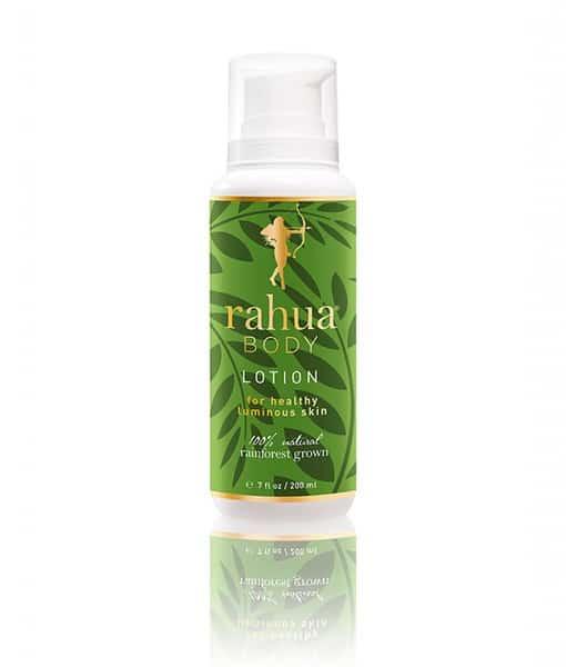 Tilbud på Rahua Body Lotion 100% Natural 200 ml