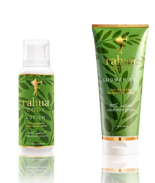 Rahua shower Gel & Body Lotion tilbudspakke