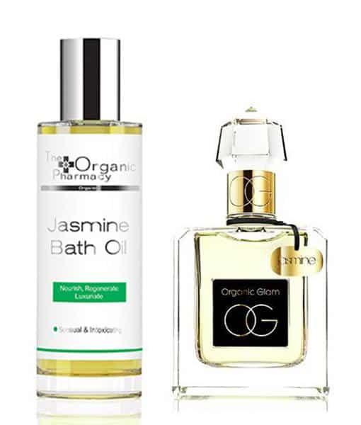 Image of   Jasmine og Velvære Organic - tilbudspakke