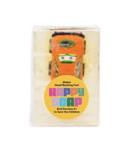Happy Soap - Cars