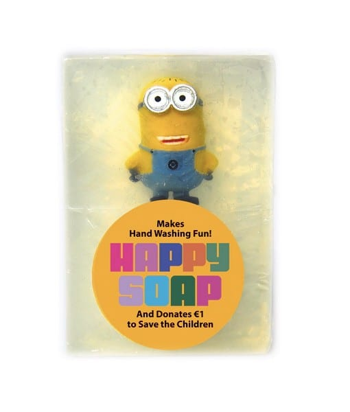 Happy Soap - MINION