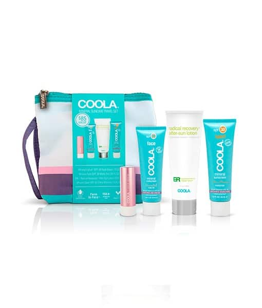 Image of   Coola Mineral Suncare -travel Set