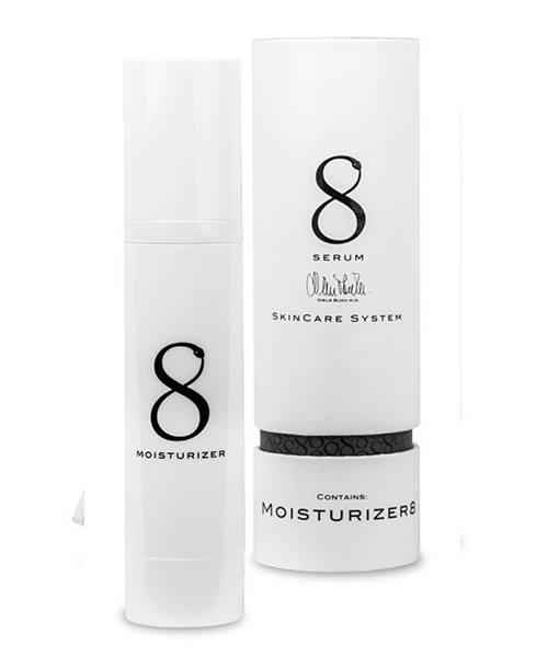 Serum8 Moisturizer - Creme 50ml