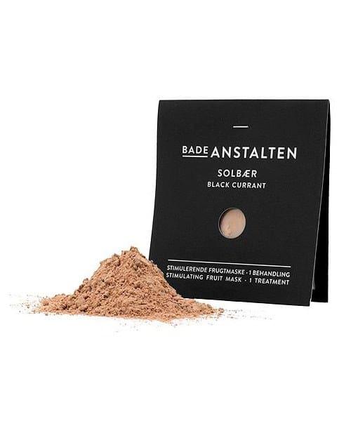 Image of Ansigtsmaske stimulerende solbær Badeanstalten 15 ml