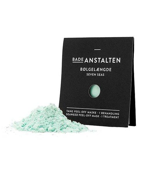 Image of Ansigtsmaske peel-off tang bølgelængde Badeanstalten 15 ml