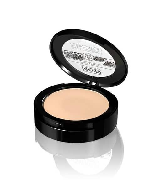 Image of   Lavera Naturkosmetik - 2-in-1 foundation Ivory 01