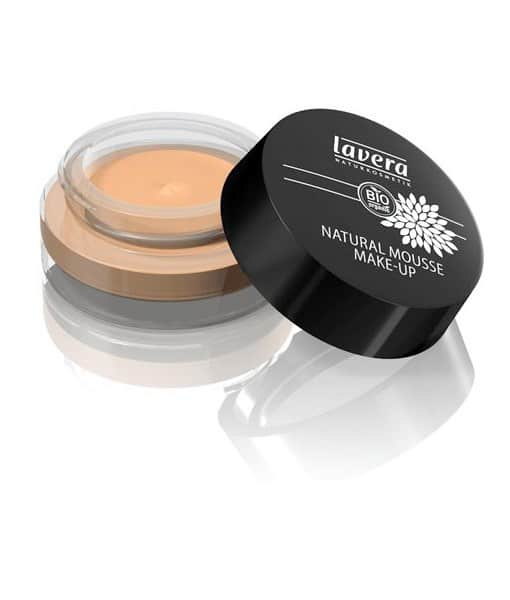 Image of   Lavera Naturkosmetik - Natural Mousse Honey 03