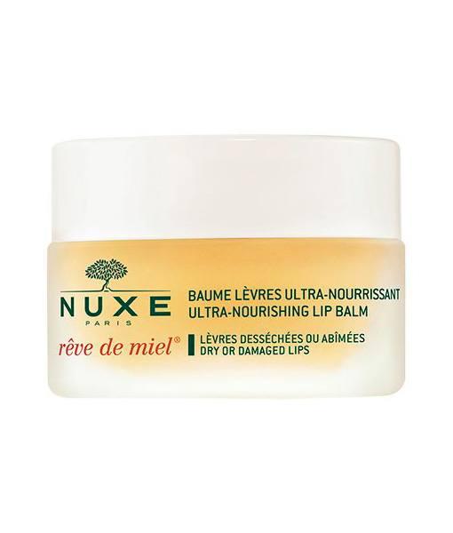 Nuxe Læbebalsam nærende og reparerende 15 ml