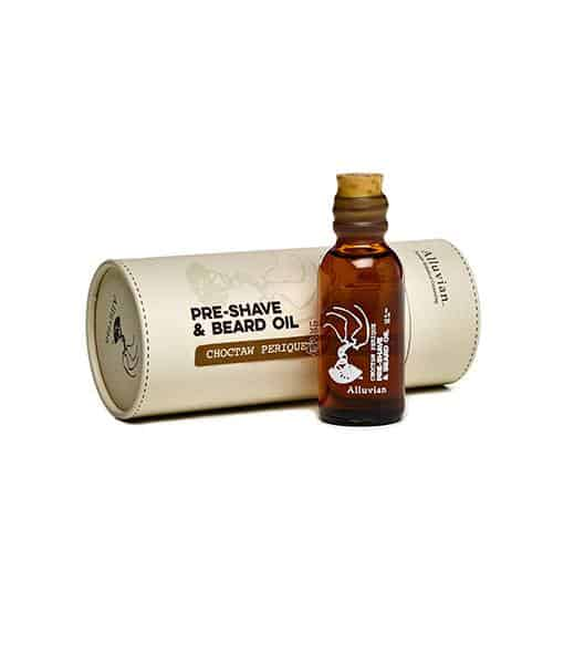 Image of Alluvian Choctaw Perique Shave & Beard Oil 30 ml