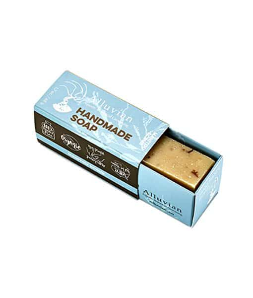 Image of   Alluvian Manitou Scrub Bar Soap TVL 48 g