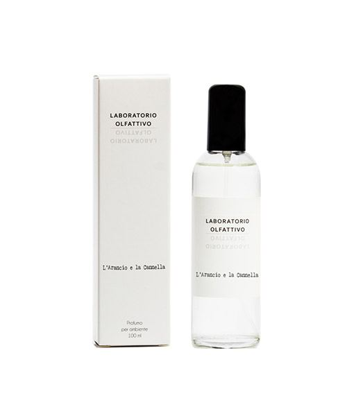 Image of   Laboratorio Olfattivo L'Arancio e la Cannella Room spray 100 ml